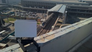 Cam 2 at the OR Tambo International Airport. TL 7 months.