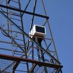 Surveillance Tower, 24 hours. Slater Coal Marketing, Balmoral