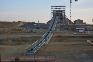 Shondoni Coal Mine. Stefanutti Stocks Civils, Louwill Construction